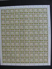 52) federale BD MER. n. 360 y FN 1 completa arco 0,90 DM importanti tedesca