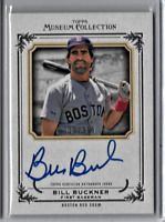 Bill Buckner 2013 Topps Certified Autograph Issue Authentic Autograph Card