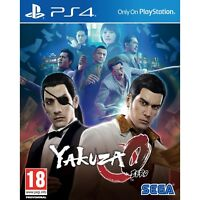 Yakuza 0 PS4 Game