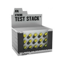 FA FITNESS AUTHORITY TEST STACK 120 caps Testosterone Libido Booster