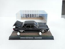 1:43 James Bond Car Collection  LINCOLN CONTINENTAL   GOLDFINGER  M BOX
