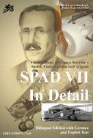 Spad VII - In Detail. Vollständiger Bildband als PDF Download.
