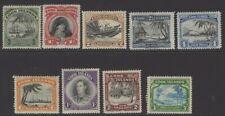 COOK ISLANDS SG137/45 1944-6 DEFINITIVE SET MTD MINT