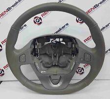 Renault Zoe 2013-2019 Steering Wheel Beige Cruise 484004381R