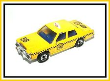 1987 Matchbox _ Ford LTD _ Radio XYZ Taxi Cab _ ** Must See **