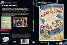 A Star Is Born (Fredric March) - Region Free DVD - Sealed
