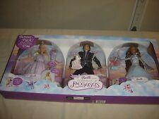 Barbie & The Magic of Pegasus 2005 MIB Barbie ~ Lilac dress ~ Magical light 9436