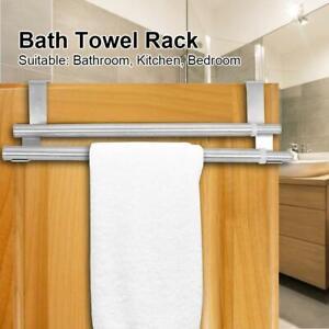 Edelstahl Einziehbar Handtuchhalter Handtuchstange Handtuch Halter Wandhalter