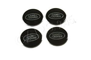 Genuine Land Rover Range Rover Black Wheel Center Hub Cap x4 LR094547