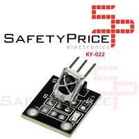MÓDULO RECEPTOR INFRARROJO KY-022 Infrared Receiver Module SP