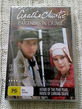 AGATHA CHRISTIE: AFFAIR OF THE PINK PEARL/ HOUSE OF LURKING DEATH - DVD