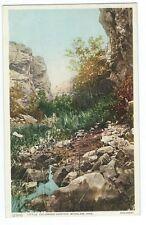 Vintage Postcard, Fred Harvey, Little Colorado Canyon, Winslow, Ariz.