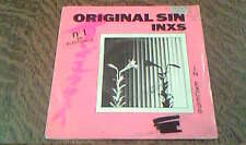 45 tours inxs the original sin