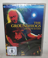DVD GROUNDHOGS - LIVE AT THE ASTORIA - NUOVO NEW