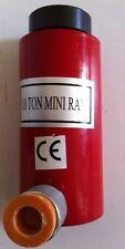 10 TON  HYDRAULIC SHORT JACK RAM CYLINDER 118 mm CLOSED HEIGHT £40.00 + VAT