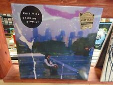 Kurt Vile Childish Prodigy LP NEW BLUE Colored vinyl + Purple 7 Inch