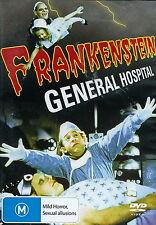 DVD Frankenstein General Hospital Mark Blankfield Irwin Keyes 88 Comedy R4 BNS