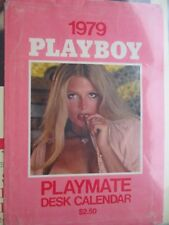 1979 Playboy Playmate Of The Year Debra Jo Fondren Desk Calendar ~ Envelope Only