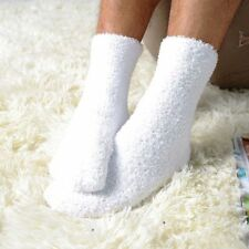 New Cozy Cashmere Socks Men Women Winter Warm Casual Sleep Bed Floor Home Fluffy