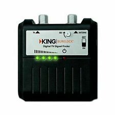 King SL1000 Surelock TV Antenna Signal Meter