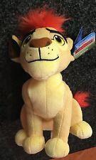 DISNEY - THE LION GUARD - PLUSH - KION LION -