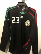 Adidas Mexico 2007 Goalkeeper GK Jersey Formotion Size XL SUPER RARE Match worn