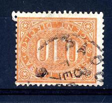 ITALIA - Regno - Segnatasse - 1869 - Ovale con diciture e valore al centro