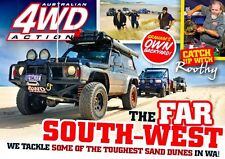 4WD Action DVD 205 - The Far South-West, Western Australia