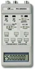 FC-2500A Frequency COUNTER(2500/100/10MHZ)2.5GHZ Lutron Meter Tester Measurem ry