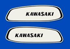 KAWASAKI 350 A7 1970 - Stickers decals carrosserie - Avenger