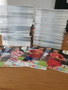 PANINI World Cup Brazil 2014 ADRENALYN XL Trading Cards Job lot **500+ CARDS**