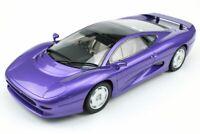 TOP MARQUES 039F JAGUAR XJ220 resin model road car metallic purple 1992 1:18th