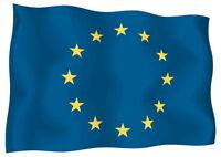 Aufkleber Auto Sticker tuning motorrad Autoaufkleber Fahne Flagge europa europe