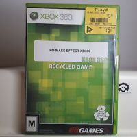 Mass Effect ( Xbox 360 ) Tested