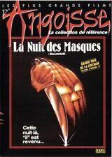 Halloween The Night Of Masks DVD New Blister Pack