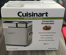 Brand New Cuisinart CBK-200 Convection Breadmaker-Stainless Steel SHIPS TODAY