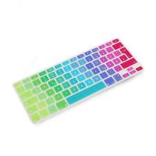 System-S Silikon Tastaturschutz AZERTY Französische Tastatur  für MacBook