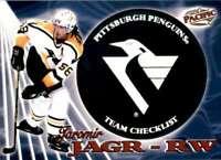 1998-99 Pacific Team Checklists Jaromir Jagr #21 Tw568