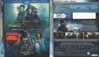 Pirates of the Caribbean: Dead Men Tell No Tales (SLIPCOVER ONLY for Blu-ray)