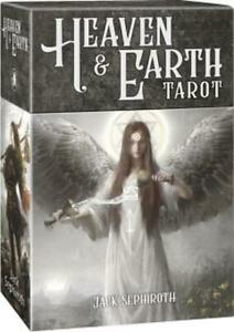 Heaven and Earth Tarot Deck by Jack Sephiroth 9788865276655