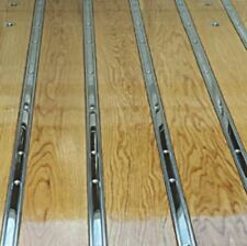 Bed Strips Chevy 1954 - 1959 Polished Stainless GMC Chevrolet Short Stepside