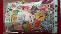1000 X postage stamps of the world JOB LOT / COLLECTION / MIXTURE