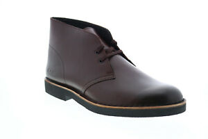 Clarks Desert Boot 2 26155509 Mens Brown Leather Lace Up Desert Boots