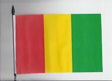 Guinea Medium Hand Waving Flag