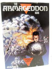 Spettro Retrò-CASSETTA GIOCO-L' uomo di Armageddon-Usato 48K