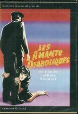 DVD ZONE 2--LES AMANTS DIABOLIQUES--VISCONTI/CALAMAI/GIROTTI/DE LANDA
