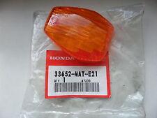 Original Blinkerglas Clignotants Lens turn signal light faut un emploi HONDA CBR 600 f4 f5