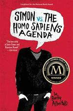 Simon vs. the Homo Sapiens Agenda by Becky Albertalli - sell worldwide