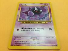 Pokemon TCG - Gastly 65/105 Neo Destiny Unlimited Common Card Mint