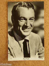 R&L Card: The People Show Parade, Gary Cooper, Vintage Movie Star No.1108